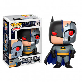 Figura FUNKO POP! Vinyl Batman Animated Robot Batman DC