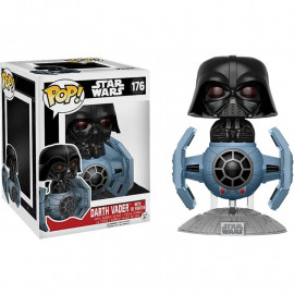Figura FUNKO POP! Vinyl Star Wars Darth Vader Tie Fighter